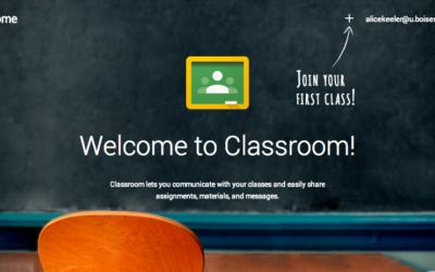 Google Classroom: H Δική σου Ψηφιακή Τάξη