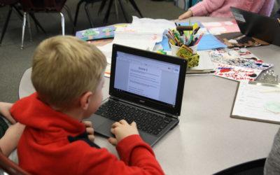 Τεχνολογία στο Δημοτικό: Ένα Παράδειγμα Σχολείου